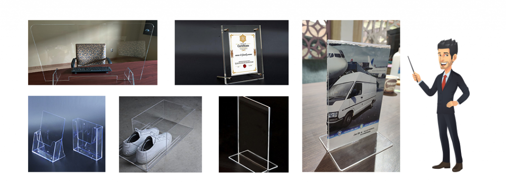 Acrylic Services in Himal Signage
